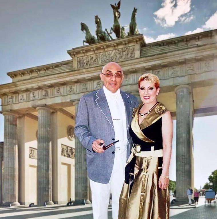 Встреча с Доктор Нонной в Берлине 18.03.2017