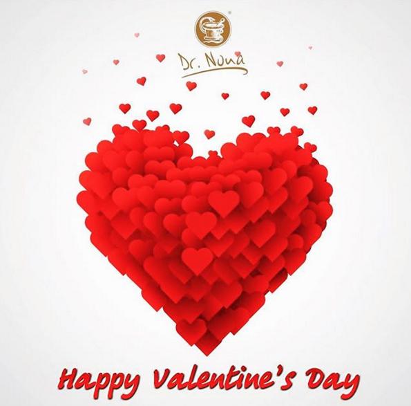 Праздничная, посвящённая Дню Святого Валентина, презентация, дегустация продукции и мастер-класс по уходу за лицом