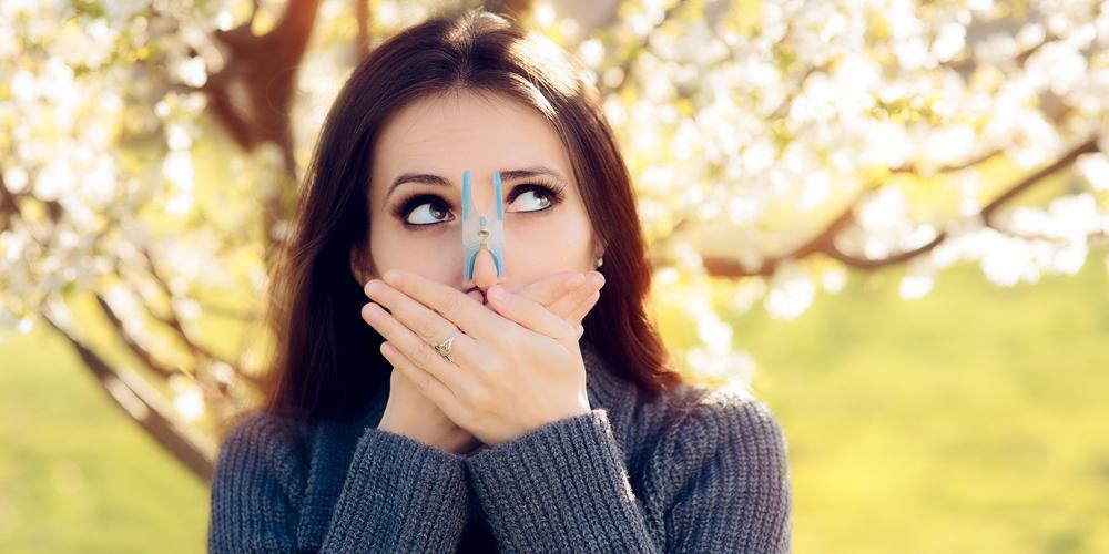Советы от Доктор Нонны. Поллиноз (аллергия на пыльцу)